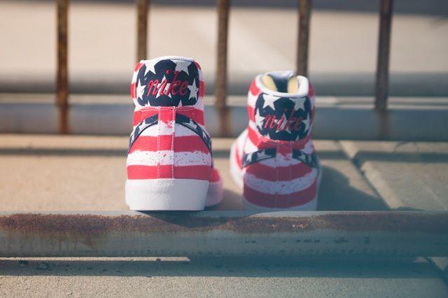 Nike Blazer Independance Day Bump 5