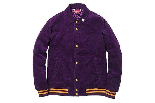 Purple Varsity Jacket 1