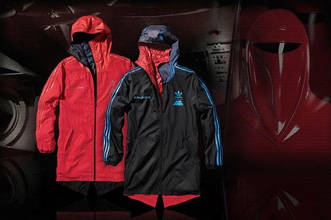 Adidas Star Wars 2011 Imperial Guard Jacket 1
