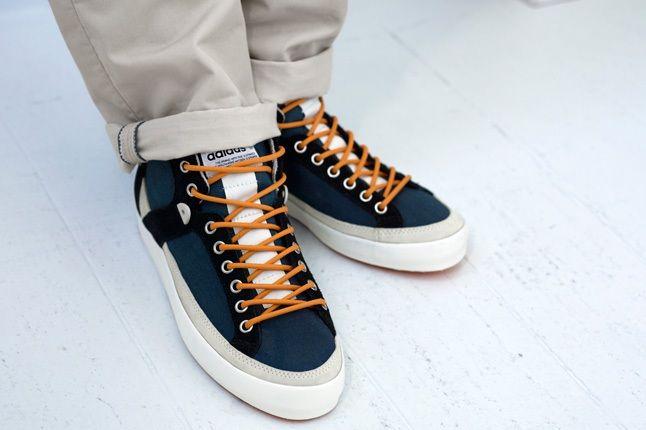 Adidas Originals Blue Spring Sneaker 1