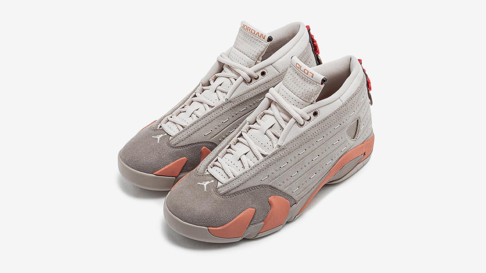 CLOT x Jordan brand sneakers