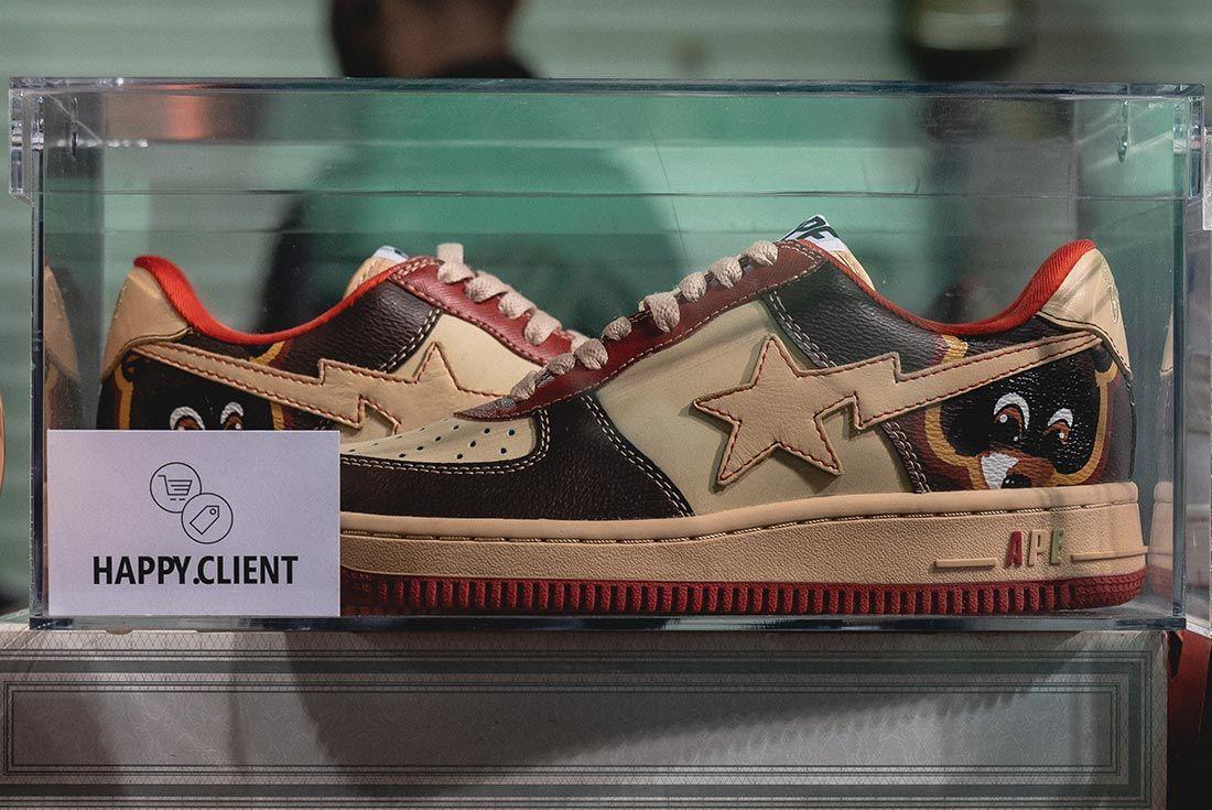 Sneakerness London Event Recap College Dropout Bape