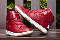 Nike Dunk Hi Lux Sp Gym Red Bumper Thumb