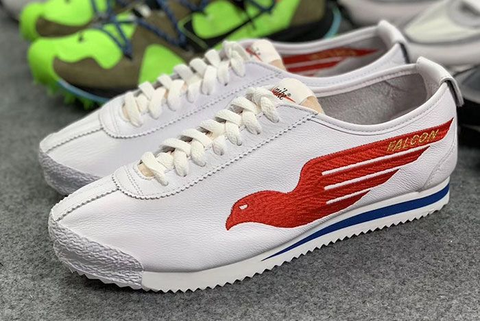 Shoe Dog Nike Cortez Pack Falcon