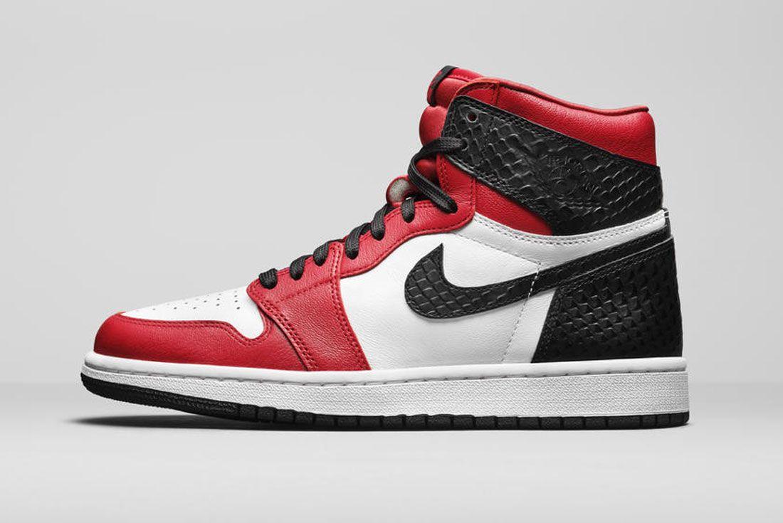 Air Jordan 1 'Snakeskin'
