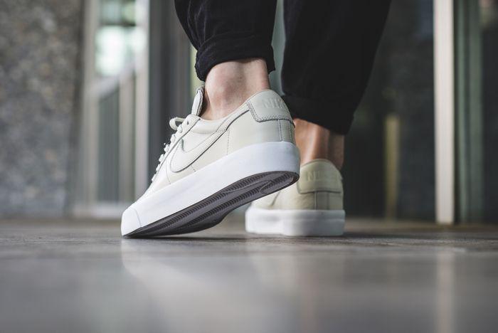 Nike Blazer Low Studio On Foot 8