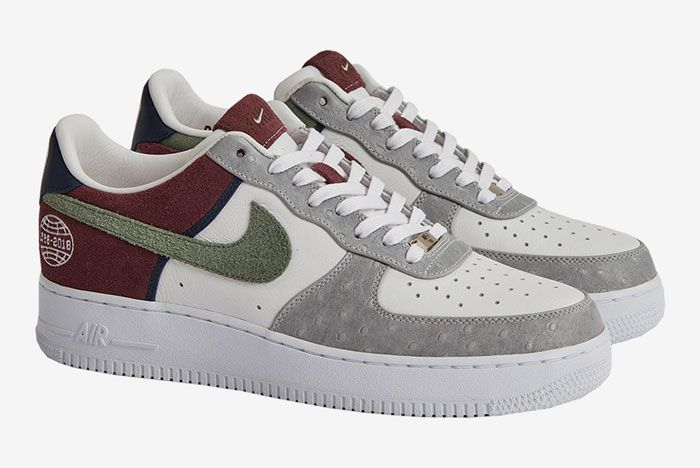 Nike Sneakersnstuff Air Force 1 Friends And Family