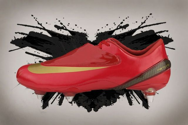 Timeline Nike Mercurial Boots 13
