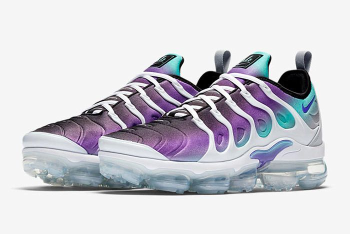 Nike Air Vapormax Plus White Fierce Purple 6