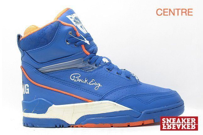 Ewing Sneakers Centre Blue 1