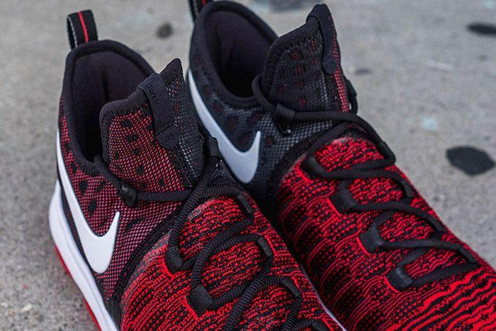 Nike Kd 9 University Red 8