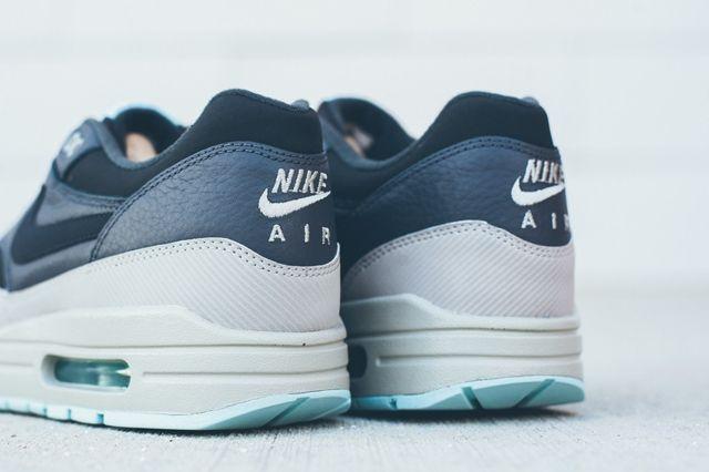 Nike Air Max 1 Leather Dark Ash 3