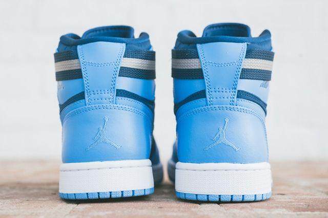 Air Jordan 1 High Strap French Blue Uni Blue 3