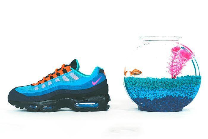 50 'Coral Studios' Nike Air Max 95s
