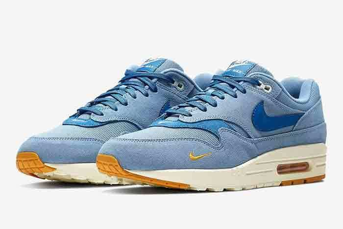 Nike Air Max 1 Mini Swoosh 3