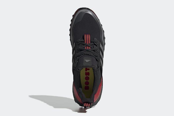 Adidas Ultraboost Guard Scarlet Top