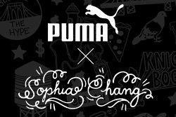 Puma Sophia Chang Teaser