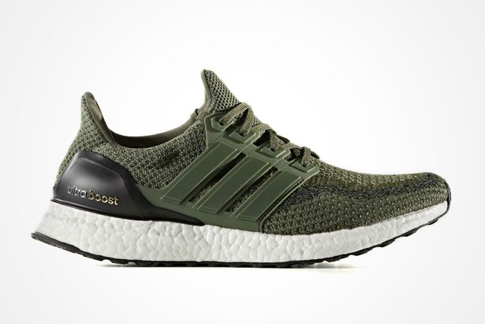 Adidas Ultraboost Green 2