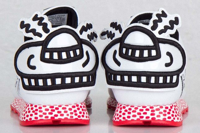 Reebok Classic Leather Lux Keith Haring 6