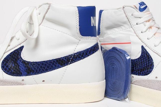 Nike Blazer 77 Vintage Snake Heel Detail 1