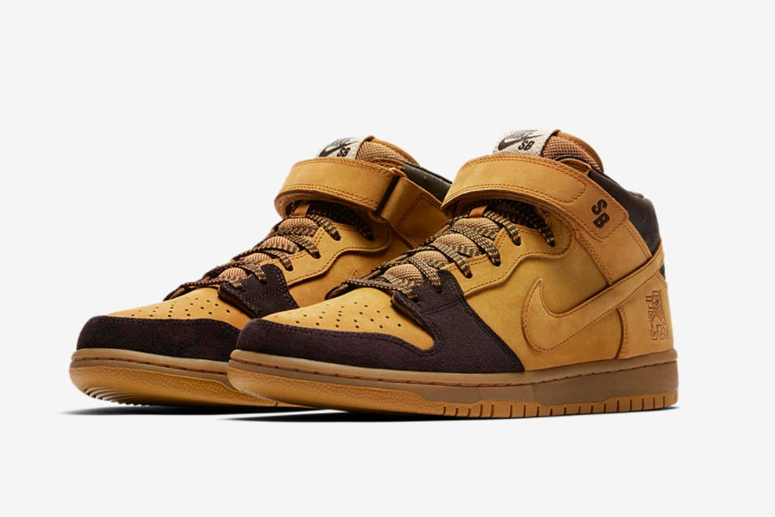 Nike Sb Lewis Marnell Dunk 1
