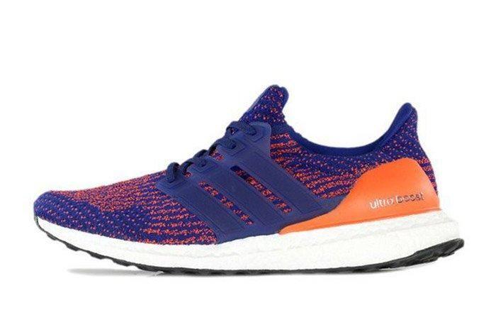 Adidas Ultraboost 3 0 Purple Orange 2