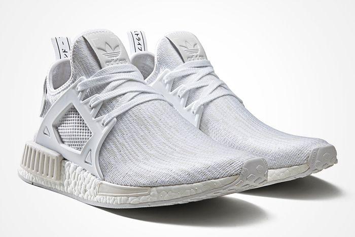 Adidas Nmd Xr1 White Glitch A
