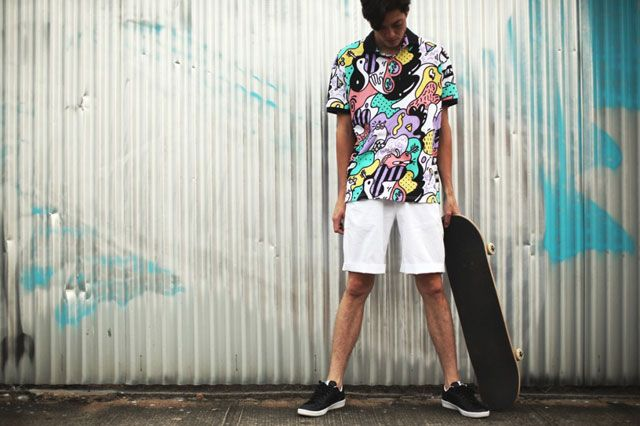 Staple 2014 Summer Paradise Lost Collection 1