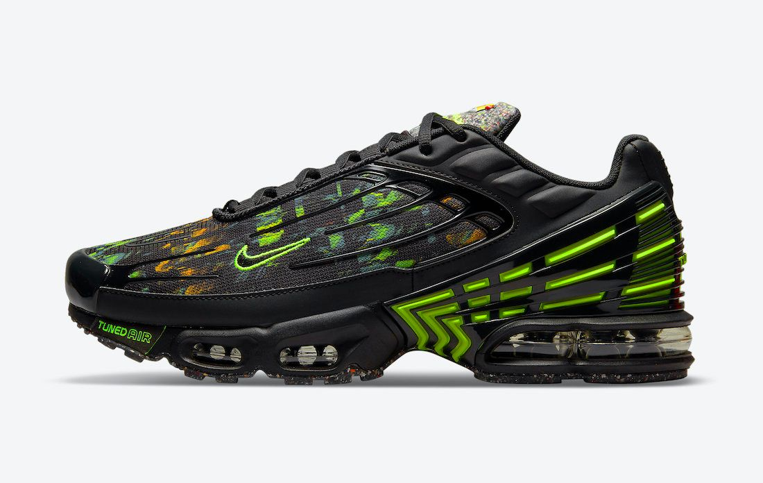 Sustainable Materials Reach the Nike Air Max Plus 3 - Sneaker Freaker