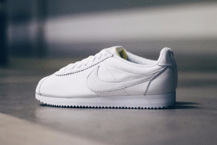Nike Classic Cortez Leather Wmns White Whitefeature