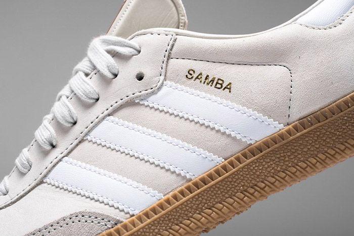Adidas Samba White Gum 2