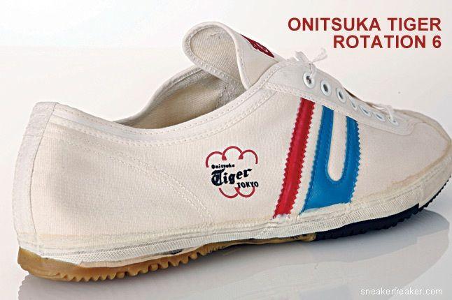 Onitsuka Tiger Rotation Six 1 1