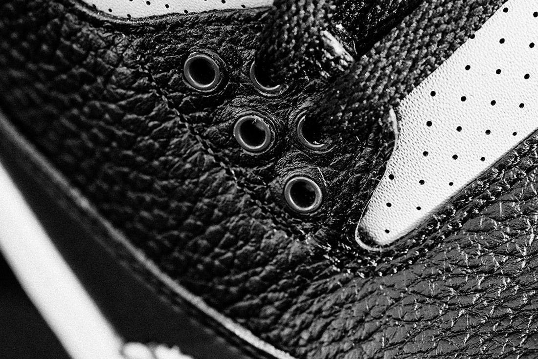 Air Jordan 3 Black Cement Australia 3