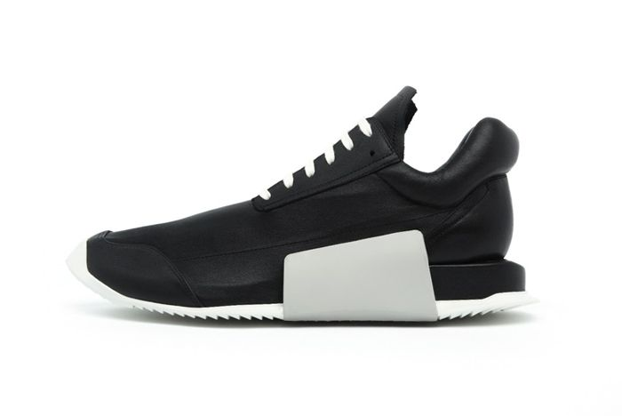 Rick Owens X Adidas High Level Runner And Runner Level Low 2