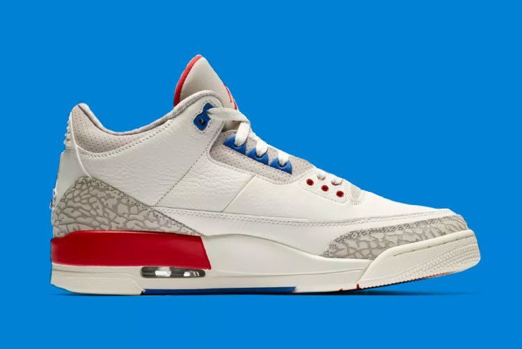 Air Jordan 3 International Flight 6