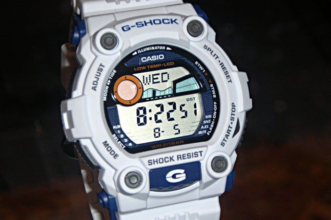 G Shock Low Temp 1