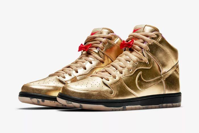 Humidity X Nike Sb Dunk High 7