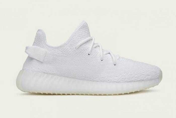 Adidas Yeezy Boost 350 V2 Triple White 4 1