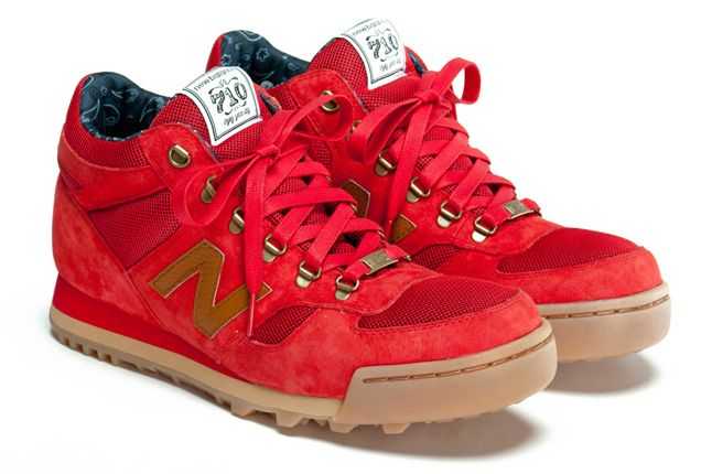 Herschel Supply Co New Balance 2013 Spring Summer Red 1