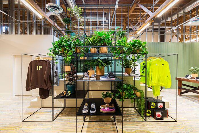 Sneakers N Stuff Los Angles Store Opening 2