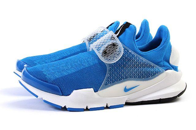 Fragment X Nike Sock Dart Photo Blue 2