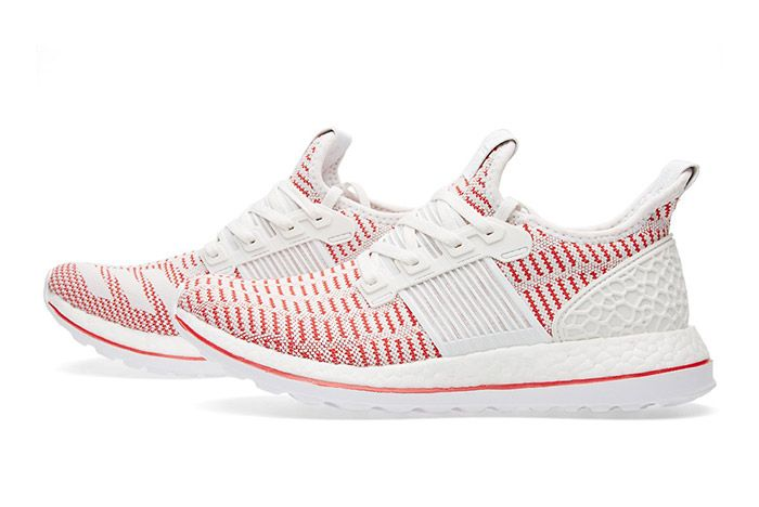 Adidas Pure Boost Zg Ltd White 2