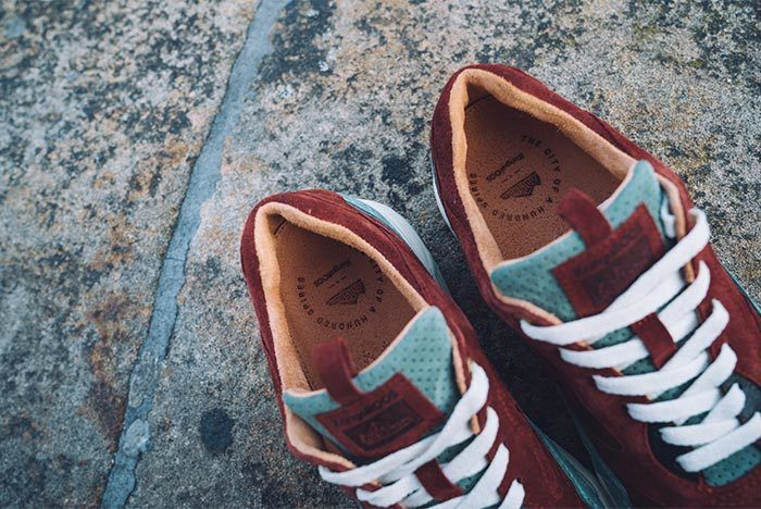 Footshop × Kangaroos Ultimate 3 — The City Of A Hundred Spires 2