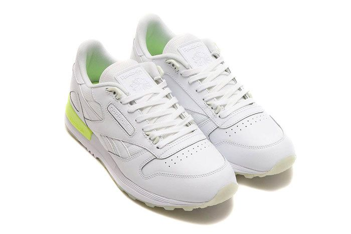 Reebok Classic Leather White 2