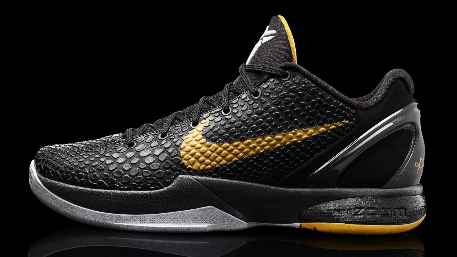 Nike Kobe 6 Del Sol