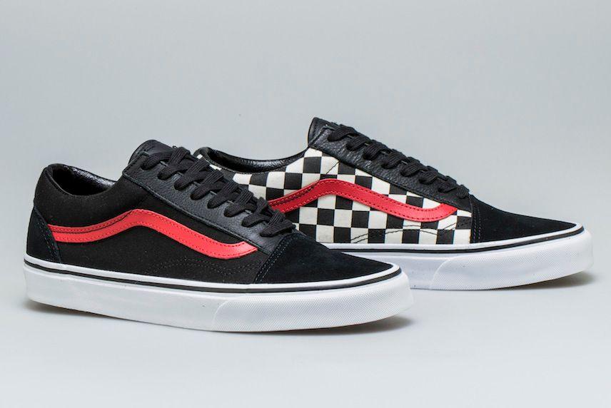 Shoe Palace Vans Old Skool 25Th Anniversary Pack Release Date Sneaker Freaker