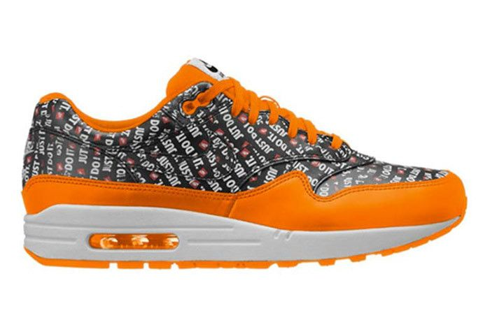Nike Air Max 1 Just Do It Orange
