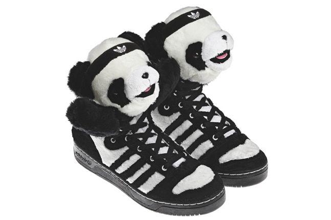 Jeremy Scott Adidas Pandas 1