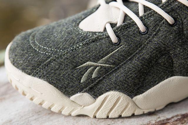 Sneakersnstuff Reebok Kamikaze Herringbone 1