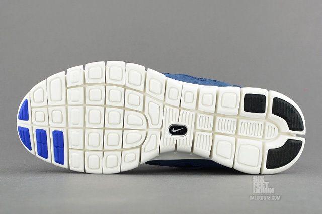 Nike Free Run 2 Brave Blue Atomic Pink 5